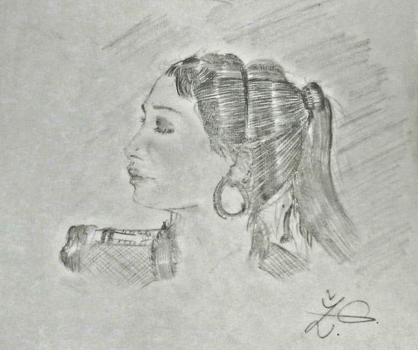 Nicole Scherzinger by zeljka